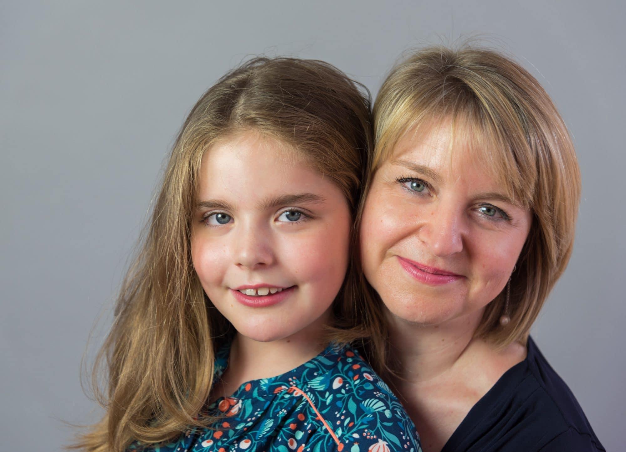 Photographe Halle Hal Portait Famille