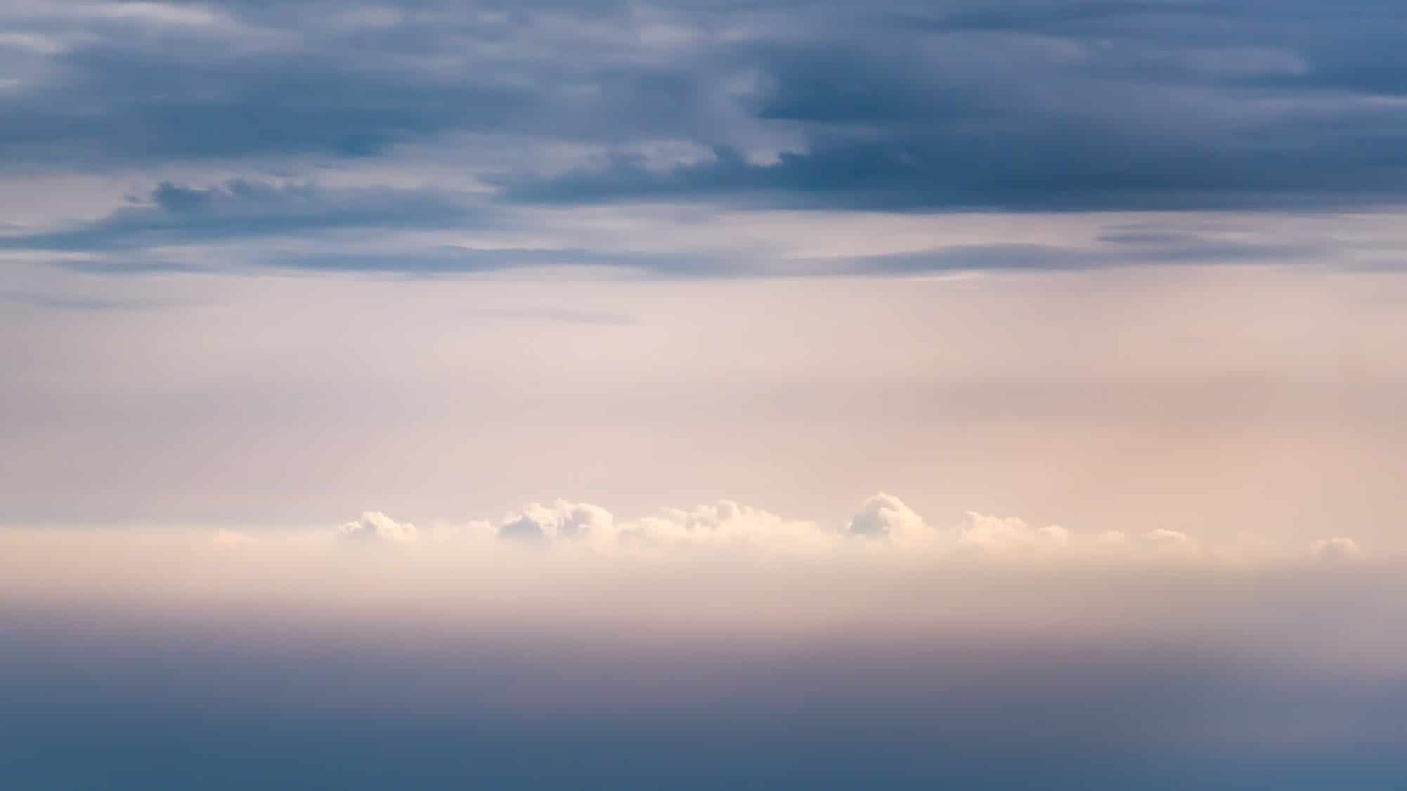 Isa FineArt Photography Aérien Nuages